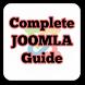 Complete JOOMLA Guide by JainDev