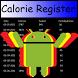 Calorie Register by Jason Anderson