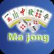 Four mahjong by chang yanshui