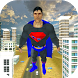 Super Flying Man: City Rescue Mission