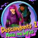 All Music of Descendants 2 |Song & Lyrics| by SITEPU DEV