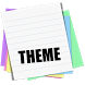 Sticky Notes Theme School by SYM coding