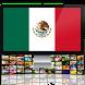 México TV by US TV / FRANCE TV / GERMANY TV