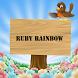 Kartun Ruby Rainbow by Arifah Devloper