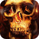 Skull on fire live wallpaper by Fieray