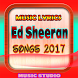 Ed Sheeran Lyrics with Songs by kapuyuk