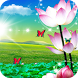 Lotus Live Wallpaper by orchid