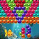 Bubble Shooter Ocean by Bubble Worlds & Bubble Christmas/ Bubble Mania