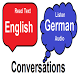 German Audio Conversations by YmaBytsApps