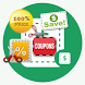 Coupon Codes And Savings by AppsgoTo