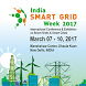 India Smart Grid Week 2017 by CrowdCompass by Cvent
