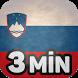 Aprender esloveno en 3 minutos by 3-MIN-SOFTWARE