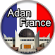 Adan France: Prayer times 2017 by Mazoul dev
