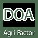 DOA Agri Factor by Panuwat Nitikitpaiboon