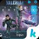 Valerian Keyboard by Kika Tech Inc.
