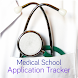 Medical School App Tracker by Learn From Apps