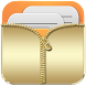 Extract Zip File by Android Candy