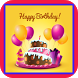 Free Birthday Wishes Frames by Happy15