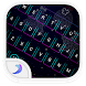 Emoji Keyboard-Christmas neon by EmojiTheme