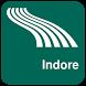 Indore Map offline by iniCall.com