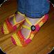 crochet pattern slippers by Danikoda