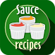 Sauce recipes - cooking book with pictures