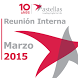 Reunión interna Astellas 2015 by evenTwo