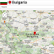 Bulgaria map by Borgo Map