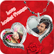 Love Locket Photo Frames by Wallpaper Collection