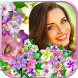 Flowers Photo Frames by Photo Frames Free