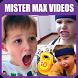 Mister Max New Videos
