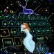 Dream elk girl keyboard