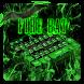 Fire Bat Keyboard Theme by Dream Keyboard Creator
