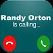 Randy Orton call prank by David.Ozone