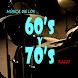Musica de los 60's y 70's free by Appsgrooves
