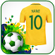 Make My Football Jersey by Bitdroid Apps