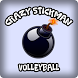 Crazy Stickman Volleyball by Duditon Studio