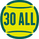 Thirty All - tennis stats by www.thirty-all.com