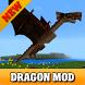 Dragon for MCPE by Mopltegahet Komabute