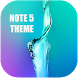 Note 5 Launcher and Theme