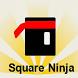 Square Ninja by FireFlower