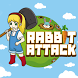 Rabbit Attack by iWorksPhil