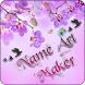 Name Art on Pic – Focus N Filter by Destiny Dream World
