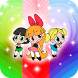 Super Power Cute Girl by Games Cartoon For Kids