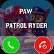 Fake Call Ryder Patrol by Dev_WORK