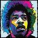 Jimi Hendrix Guitar Little Wings