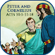 Bible Story : Peter and Cornelius by Holy Bible Study 911