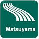 Matsuyama Map offline by iniCall.com