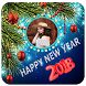 Happy New Year 2018 Photo Frame Editor