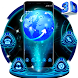 3D Tech Earth Theme Launcher by 3dthemecoollauncher